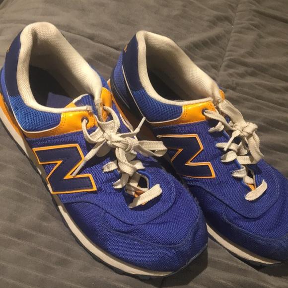 new balance 574s blue